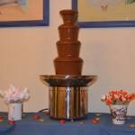 מפל שוקולד בארוע פרטי