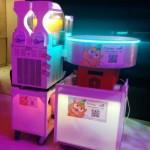 מכונת ברד ומכונת סוכר בחתונה
