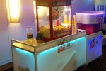 מכונת סוכר ומכונת פופקורן באירוע במלון דן אכדיה-הרצליה