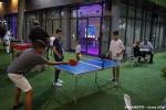מיני טניס שולחן - מאתגר גם בקטן