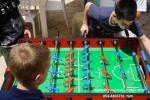 שולחן כדורגל לאירוע
