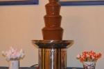 מפל השוקולד שלנו בהפעלה ראשונה