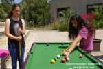 משחקים סנוקר בבר המצווה של איתמר