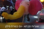 פיל פילון מצמר גפן מתוק